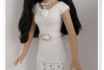 crochet barbie/_/pin
