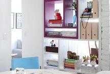 Decoração / Inspirações em decorações de interiores e seus detalhes.