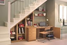 Dual Spaces / Some smart ideas on how to double up the space in your home..