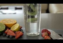 Fruit Infused Water Bottles by Infusion H2O! - YouTube