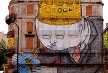Street Art / by Jen