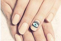 nails / by Wendy Nicholson-Scalph