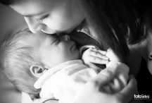 New born and Family portrait by Fotosintesi / New born shooting