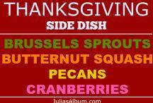 Recipes :: Holidays