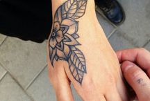 Tattoo inspiration  - hand