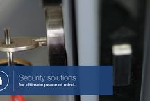Security / Security solutions for the ultimate peace of mind