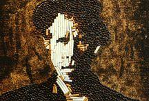 Cigarette Art! / by Qwaaq .com