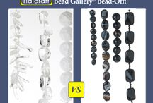 Halcraft Bead-Off / Sound off about your favorite beads!