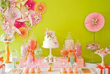 Zoey's spring party ideas / by Darlyne Henry