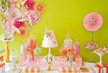 Party: Lemonade & Sunshine / Rafaela's 1st birthday inspiration