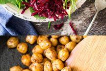 groente en bykos