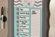 HEALTH - Menu Plan / by Antonella Picollo