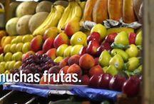 Spanish - fruit/food
