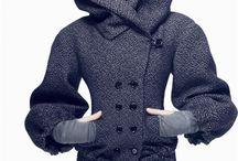 Coats/jackets/tops