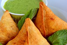 Indian Mouth watering Snacks