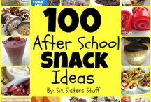 Kids Snacks/Lunches / by Rachelle Caswell