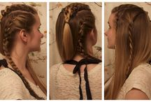 Hair / Viking/LOTR inspired hairstyles / by Grey Alice