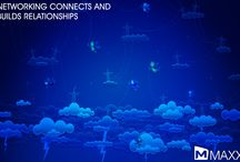 Networking connects and builds relationships / - Networking is an integral part of business that allows people to know about your company and products - Attend as many networking meeting as possible which helps you to meet potential customers as well as business peoples...http://maxxerp.blogspot.in/2014/02/networking-connects-and-builds.html