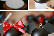 Diney christmas deco / Diy