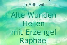 Palmy Healing Events / I do online Webinars and Meditations as well as in person Workshops and Meditations in Adliswil near Zurich Guided Meditations with the Angels channelled by Caroline from Palmy Healing