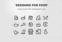 Design // Icons / by Dave Cuzner / Grain Edit