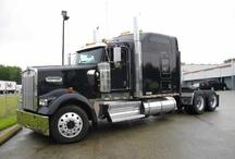 American Trucks/ interior