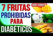 7 Frutas Prohibidas Para Diabéticos