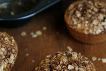 nutritious breakfasts / Smoothies, overnight oats, baked oatmeal, eggs, toast & more!