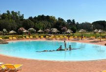 Cala Luas Beach Resort Cardedu / Located in Cardedu, in the Ogliastra region, the Cala Luas Hotel Resort is by the sea, 200 meters from the sandy beach stemming from the Cardedu Marina, in the locality of Foddini.