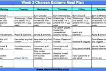 Clean Eating Meal Plans / by Committed To Getting Fit