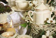Keramika a porcelán / hrnky, hrníčky, šálky a podšálky, misky, dózy, porcelán do koupelny, aromalampy, džbánky a konvice......