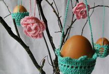 crochet easter / I love crochet and I want to have happy and color easter for my child