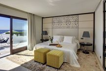 Luxurious Bedrooms / A collection of images of luxurious bedroom decor ideas, taken from our portfolio of properties for sale on the Costa del Sol