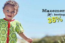Maxomorra babykleding en kinderkleding
