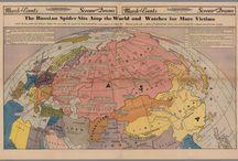 Newsmaps / Newspaper Maps