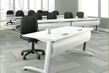 Training Room Furniture / These classroom and training room tables will turn an ordinary room into an extraordinary training center for your students.