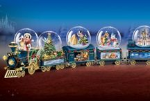 Collections... Snowglobes / by Sarah Acker