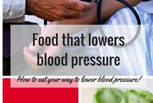 food blood pressure