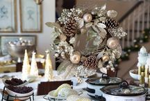 Holiday Winter Luxe / Our Winter Luxe holiday décor collection is available in stores now.