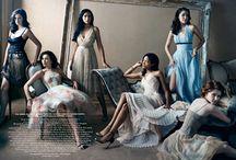 Vanity Fair & Glamour