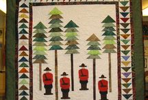 RCMP QUILTS