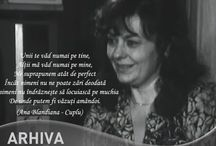 Poetii iubirii / Love poems / Poeti romani in emisiunile TVR