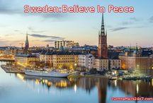 Sweden:Believe In Peace  Choose board Search