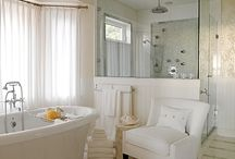 Bathrooms / Bathroom design and remodeling inspiration.