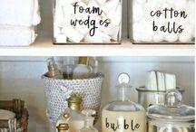 Organizacja łazienki
