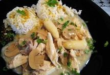 Rezepte Hühnerfrikassee