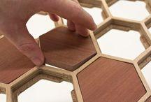 creations avec chutes de bois