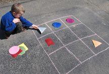 Recess and Playground Ideas
