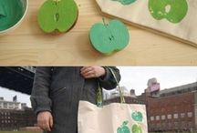 decorating tote bag