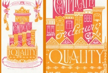 Orange & Pink Style  / Color Combos I Love  / by Boatman Geller